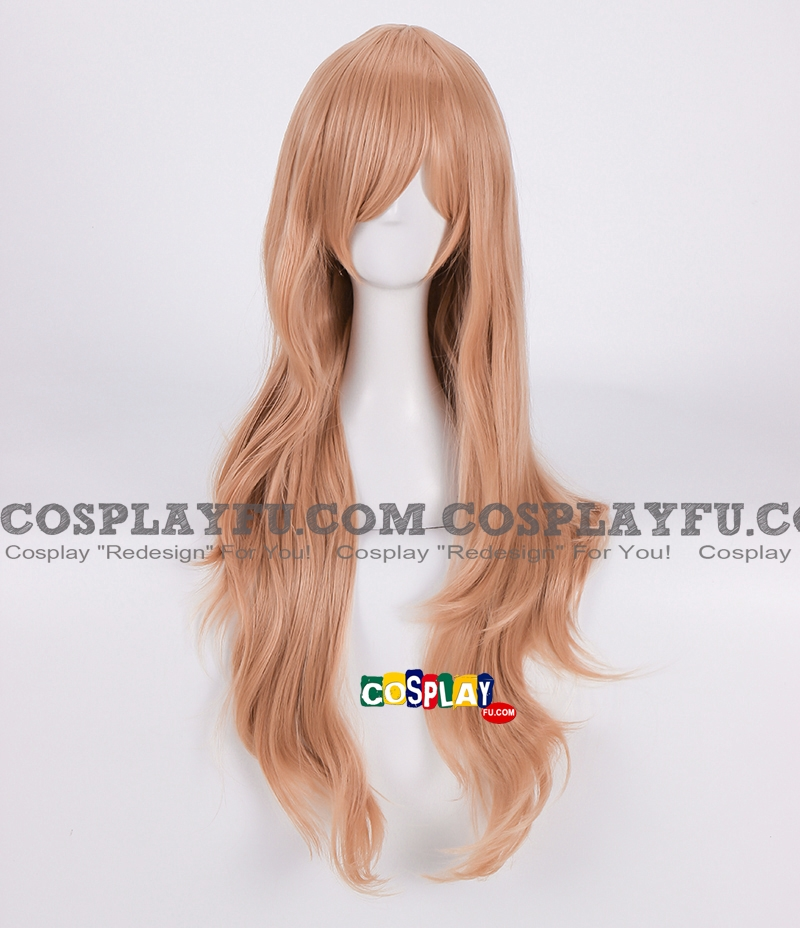 Asuna Wig (Long Curly Brown) from Sword Art Online