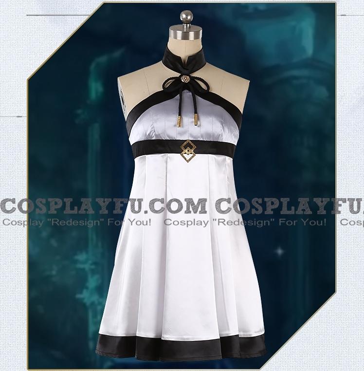 Gudako Cosplay Costume from Fate Grand Order