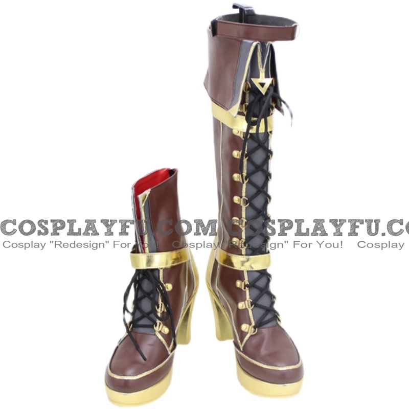 Jean Bart Shoes from Azur Lane