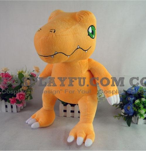 Agumon Plush from Digimon