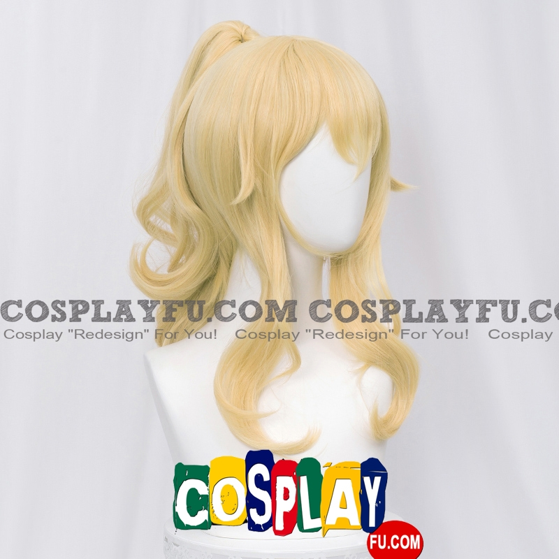 Jean Wig (Long, Blonde, Pony Tail) from Genshin Impact