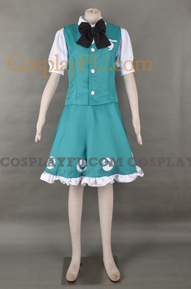 Youmu Cosplay Costume from Touhou Project