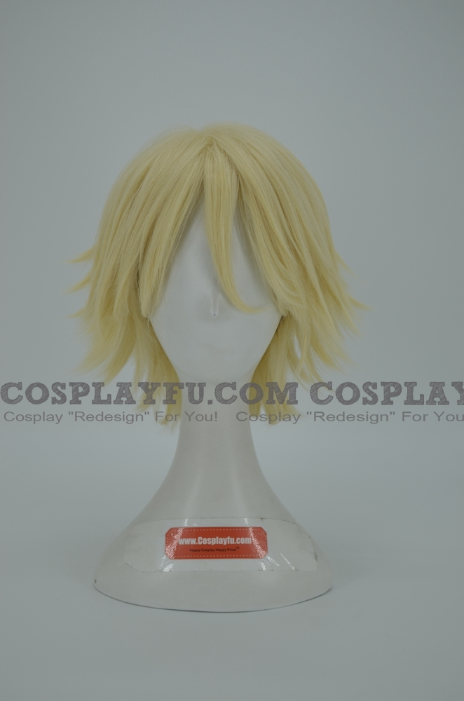 Origami Wig from Tiger Bunny