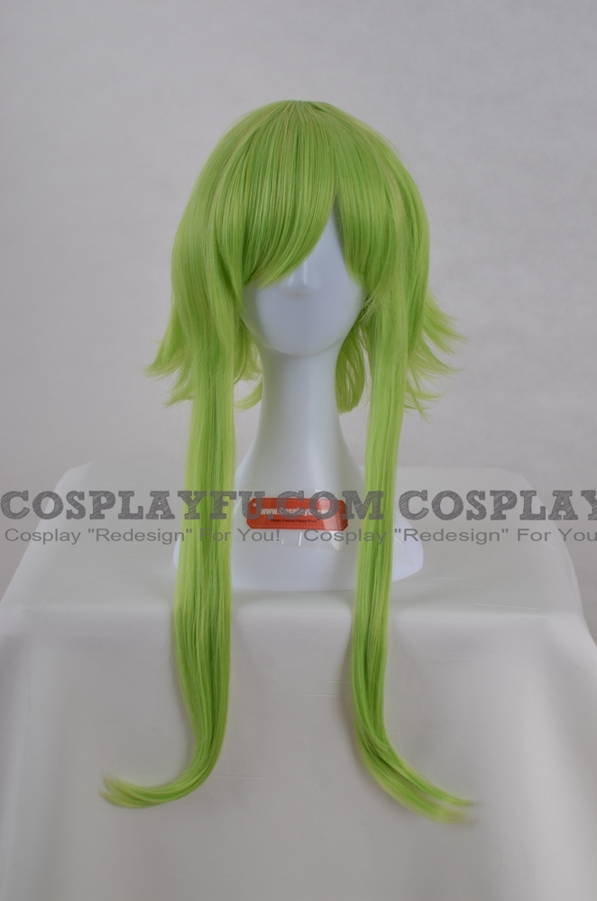 Gumi Wig (Clap Hip Cherry) from Vocaloid
