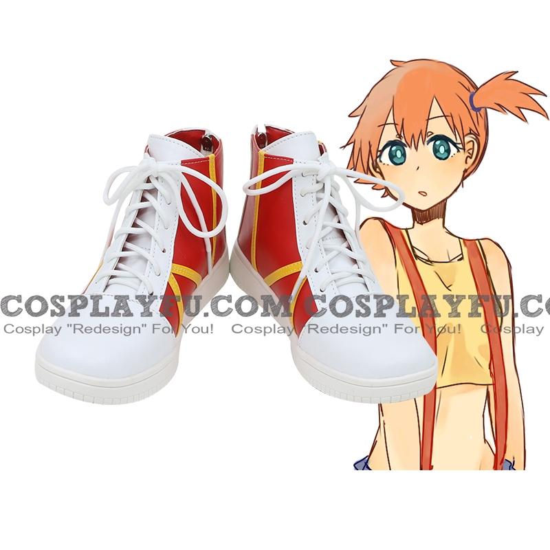 Pokemon Misty Zapatos