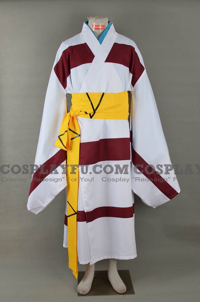 Kagura Cosplay Costume from Inuyasha