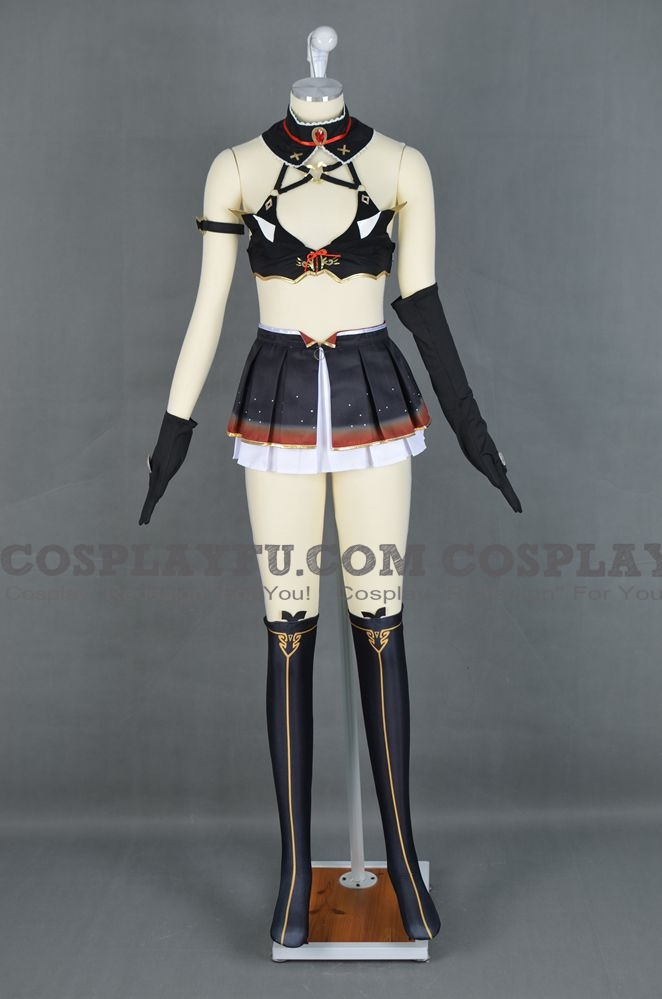 Lobelia Cosplay Costume from Trouble Days
