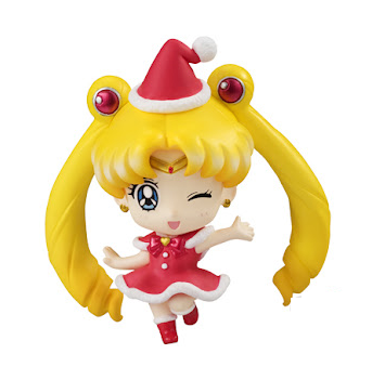 Sailor Moon Cosplay Costume (Christmas Version) from Sailor Moon