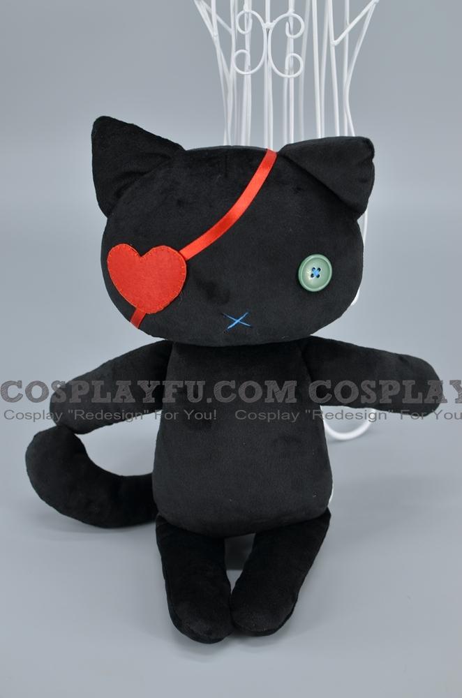 Len Cat Plush from Vocaloid