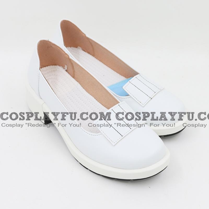 Yugi Shoes (3rd, White) from Yu-Gi-Oh!