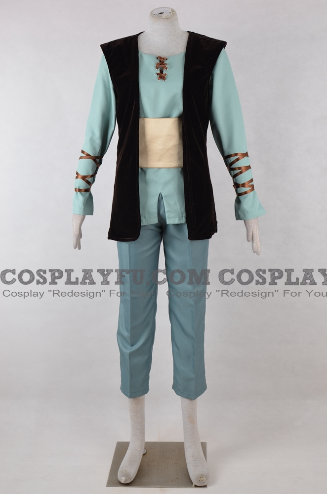 Hiccup Cosplay Costume from How to Train Your Dragon