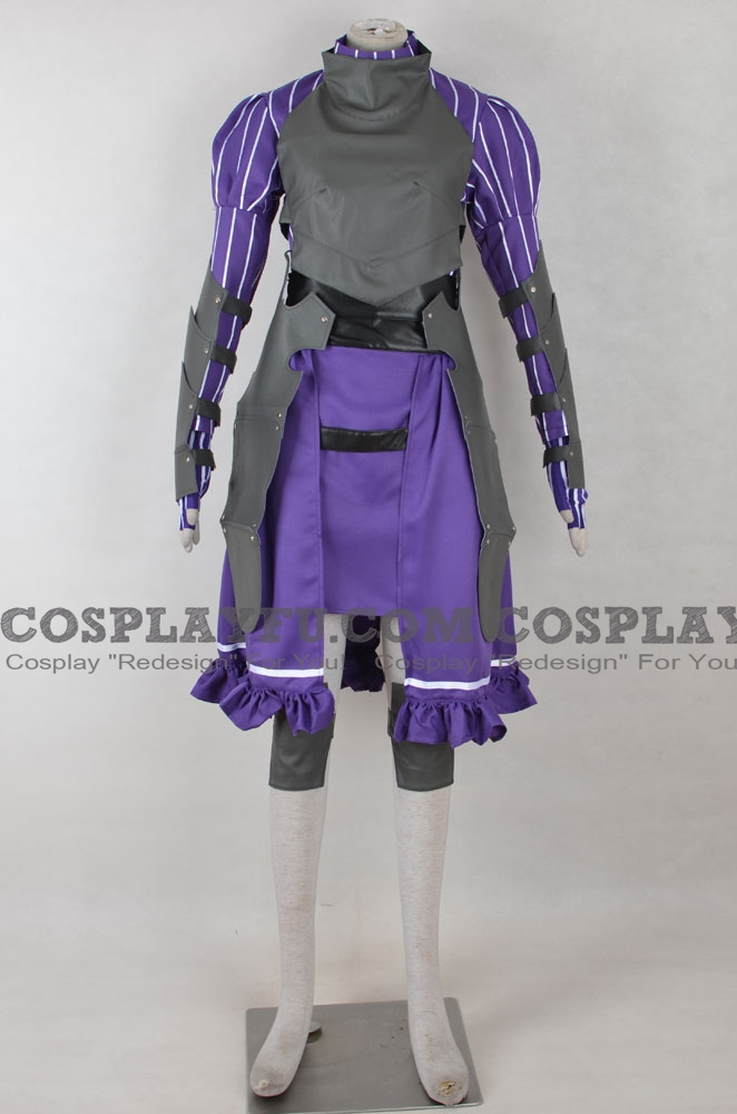Eucliwood Cosplay Costume from Is This a Zombie