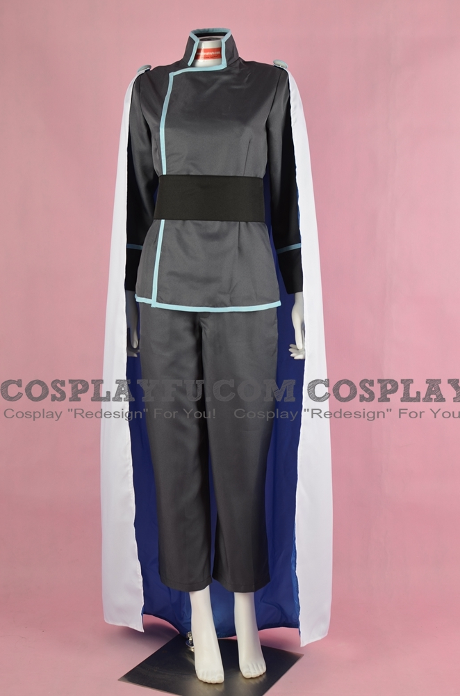 Kunzite Cosplay Costume from Sailor Moon