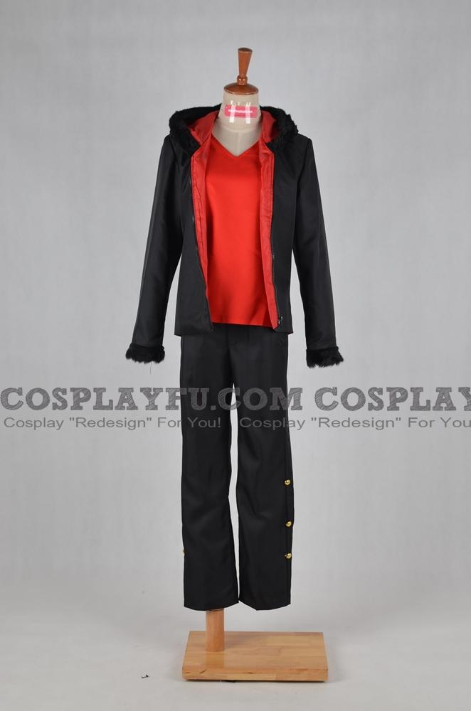 96 Neko Cosplay Costume (2nd) from Vocaloid