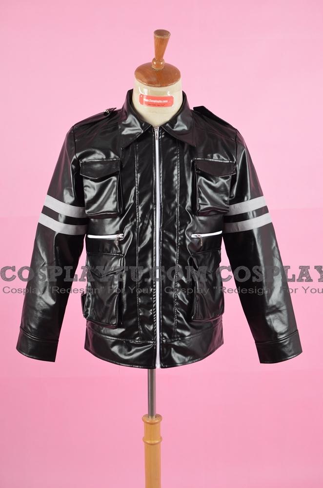 Leon Cosplay Costume (Coat) from Resident Evil 6