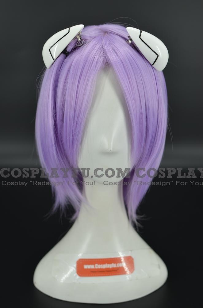 Rei Headwear from Neon Genesis Evangelion