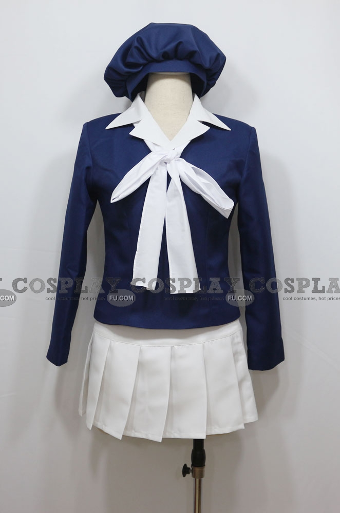 Frenda Cosplay Costume from A Certain Magical Index