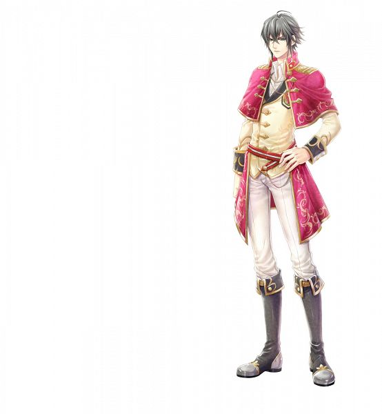 Abel Cosplay Costume from Senjou no Waltz