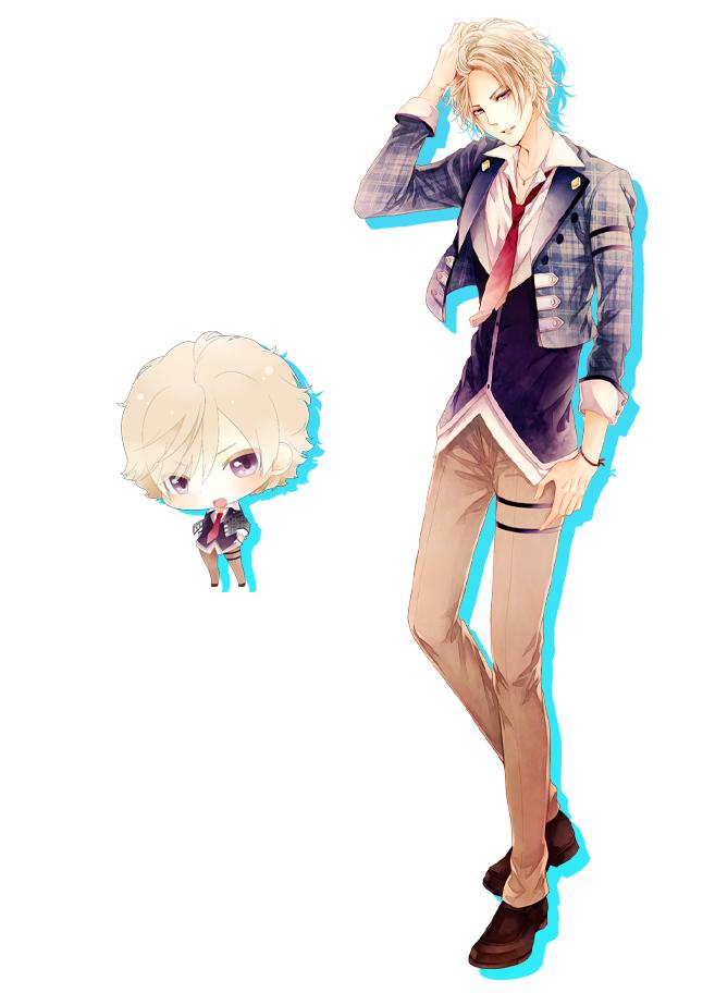 Ace Cosplay Costume from Moshi Kono Sekai ni Kami-sama ga Iru to suru Naraba