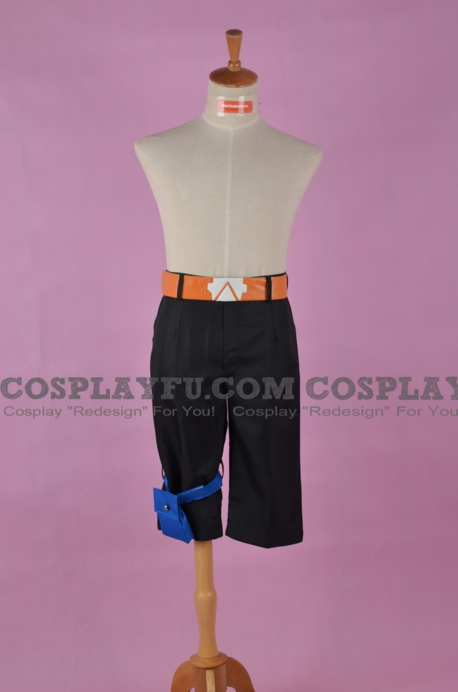 Ace Cosplay Costume from One Piece