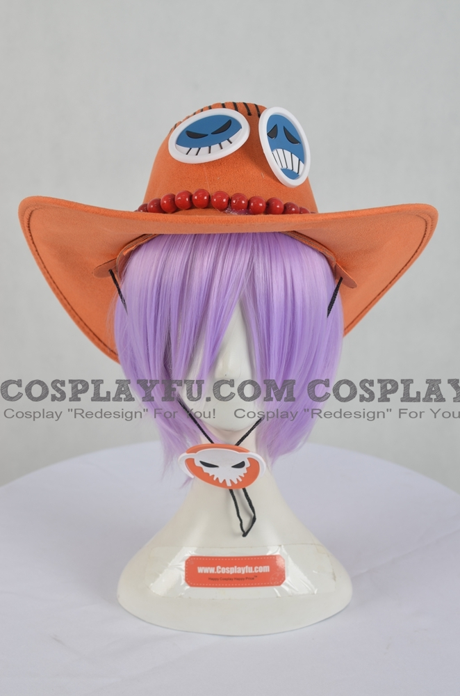 Ace Hat from One Piece