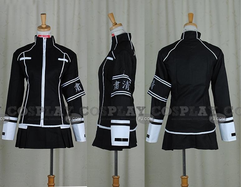 Adelheid Cosplay Costume from Katekyo Hitman Reborn