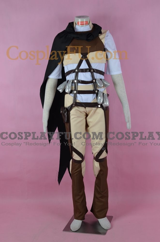 Adlet Cosplay Costume from Rokka: Braves of the Six Flowers