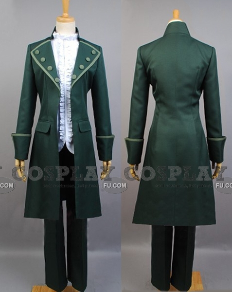 Adolf Cosplay Costume from K