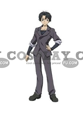 Agate Cosplay Costume from Cluster Edge