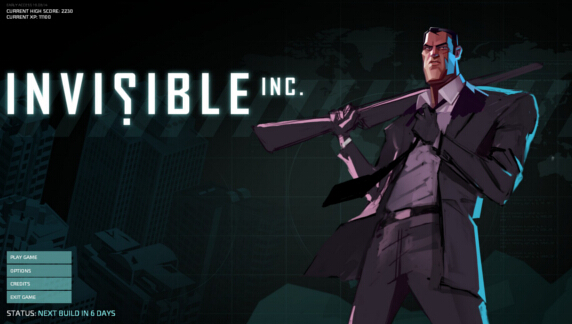 Agent Shalem Cosplay Costume from Invisible Inc