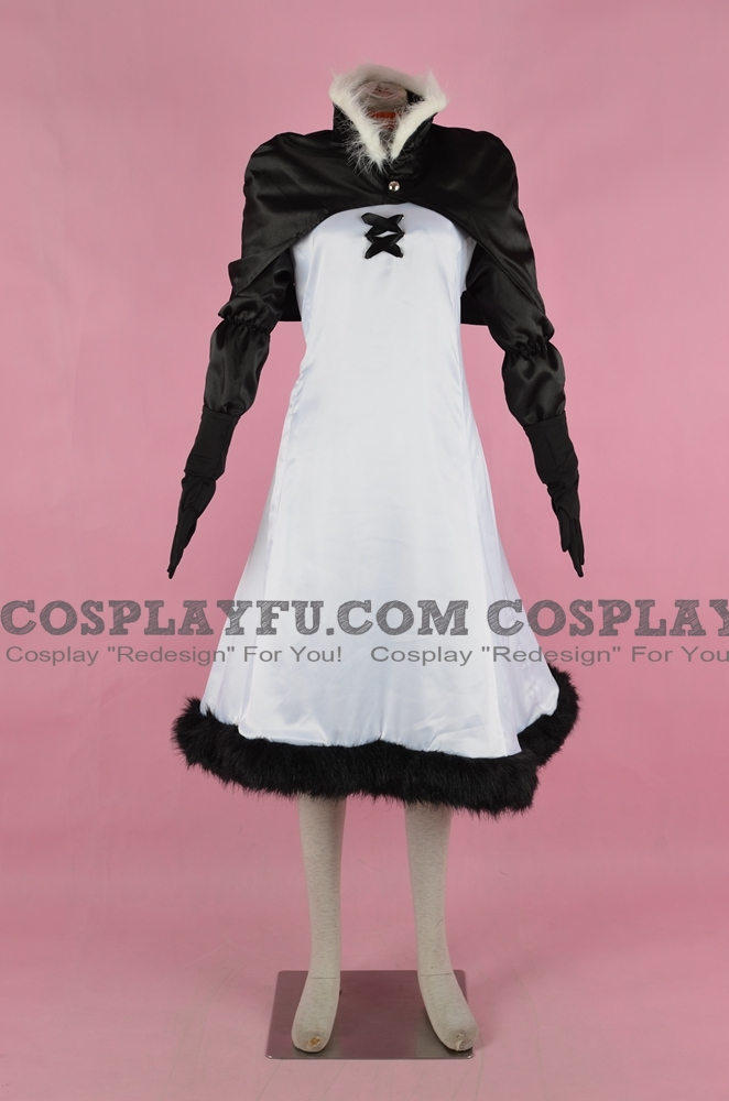 Agnes Cosplay Costume from Bravely Default
