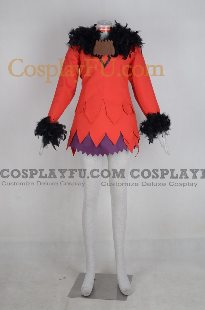 Agria Cosplay Costume from Tales of Xillia