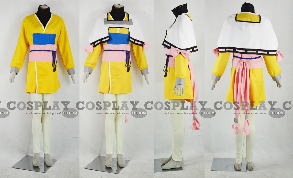 Ai Amano Cosplay Costume from Video Girl Ai