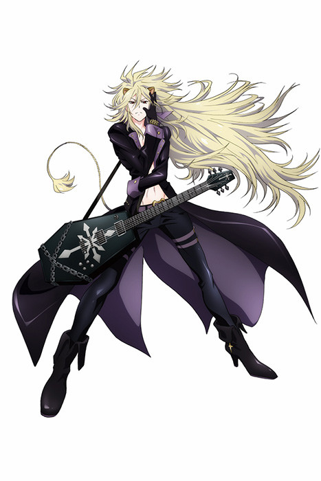 Aion Cosplay Costume (Shingan Crimsonz) from Show by Rock!!