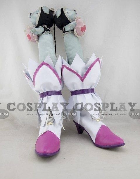 Aisha Shoes (C625) from Elsword