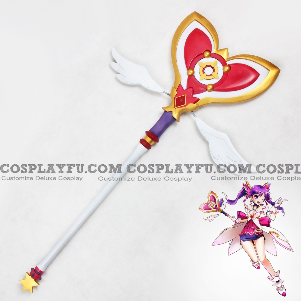 Aisha Stick (Dimension Witch) from Elsword