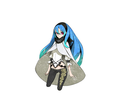 Aitelle Cosplay Costume from 7th Dragon 2020