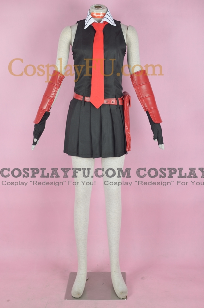 Akame Cosplay Costume from Akame ga Kill!