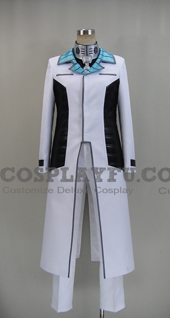 Akari Cosplay Costume (2nd) from Terra Formars