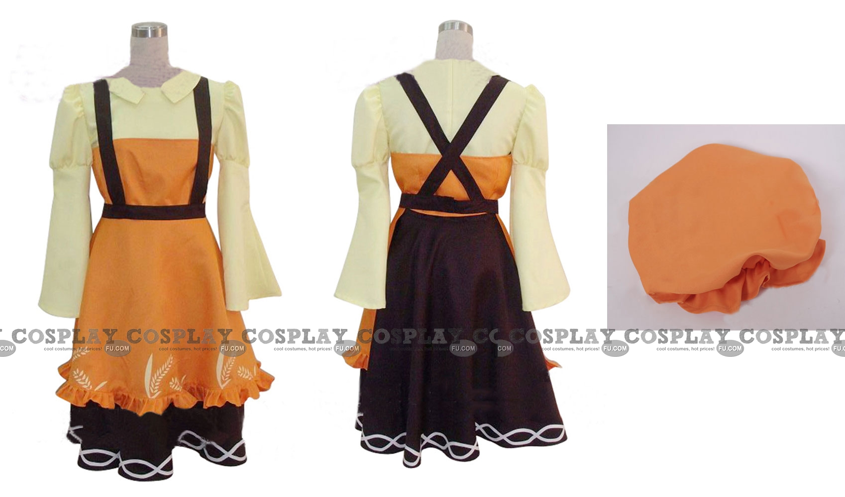 Aki Cosplay Costume (Garage Kits) from Touhou Project