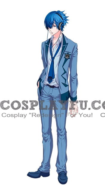 Aki Hasumi Cosplay Costume from ROOTREXX