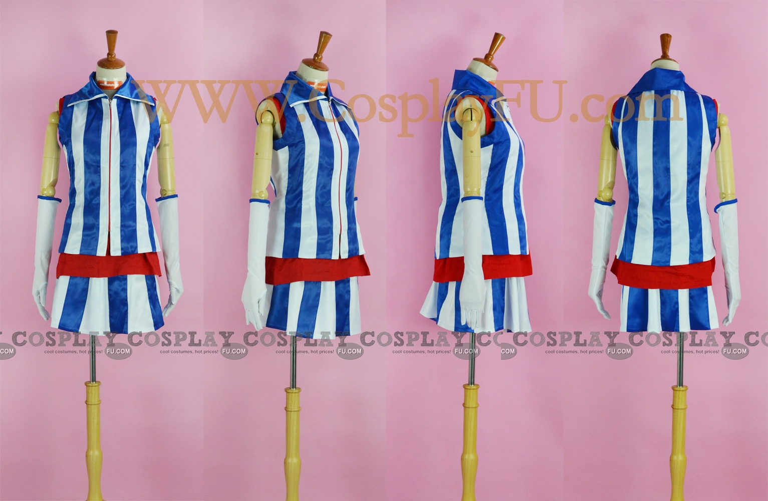 Akikoroid Chan Cosplay Costume from Vocaloid 3