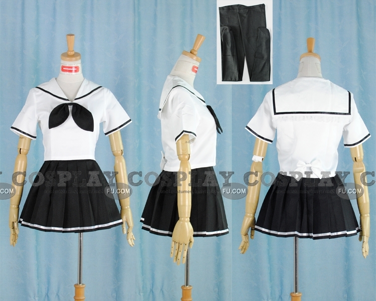 Akira Cosplay Costume (Summer) from Lucky Star