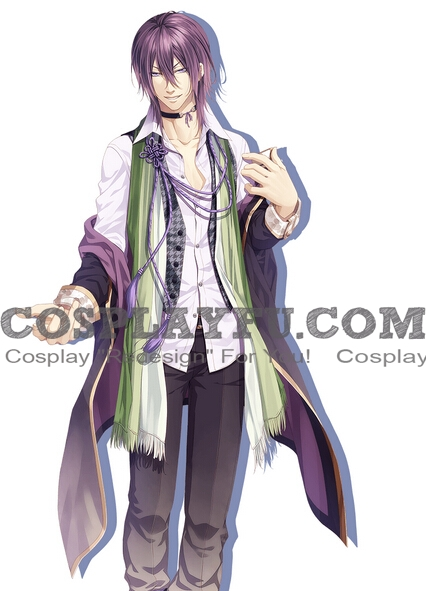 Akito Cosplay Costume from KLAP Kind Love And Punishment