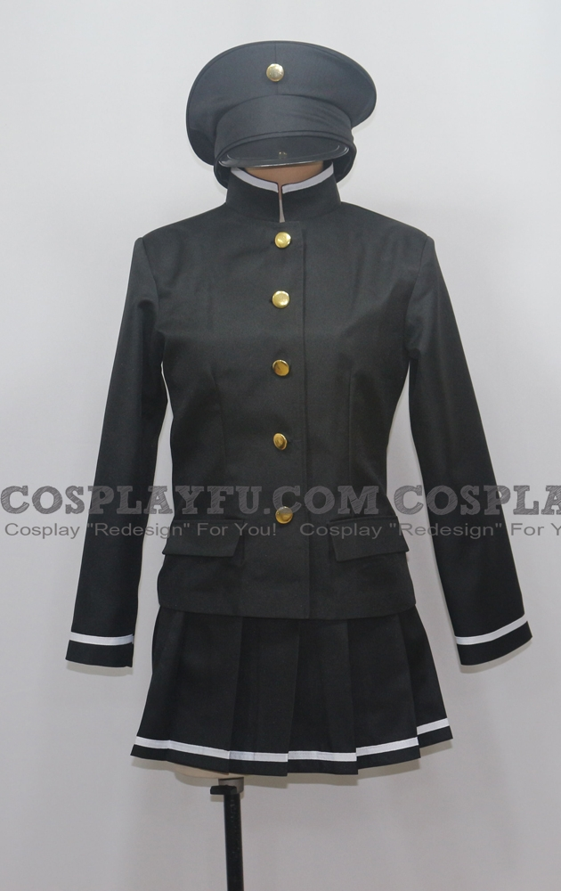 Akitsu Cosplay Costume from Kantai Collection
