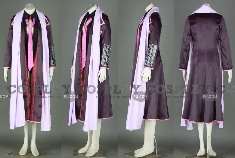 Aku Cosplay Costume (027-C42) from Vocaloid