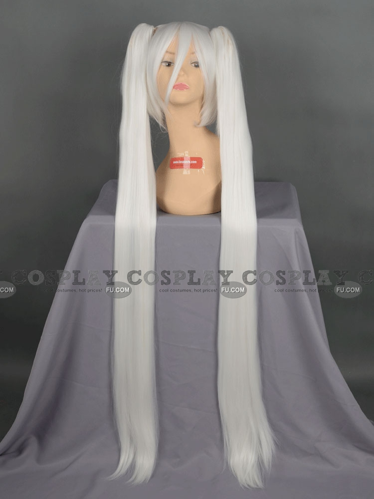 Miku Wig (White) from Vocaloid