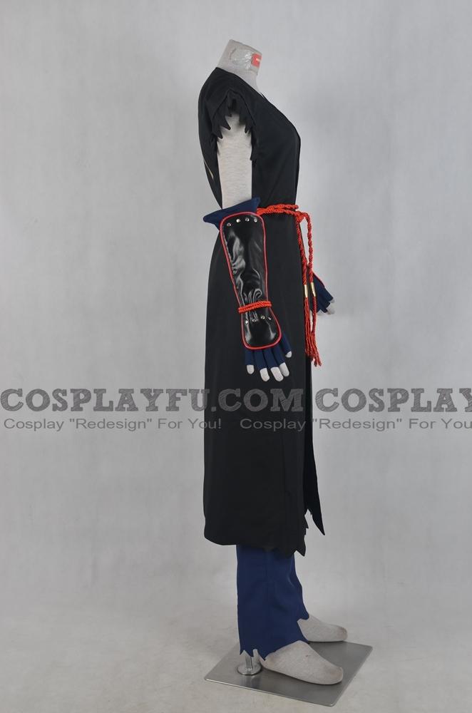 Custom Akuma Cosplay Costume 2nd From Street Fighter V