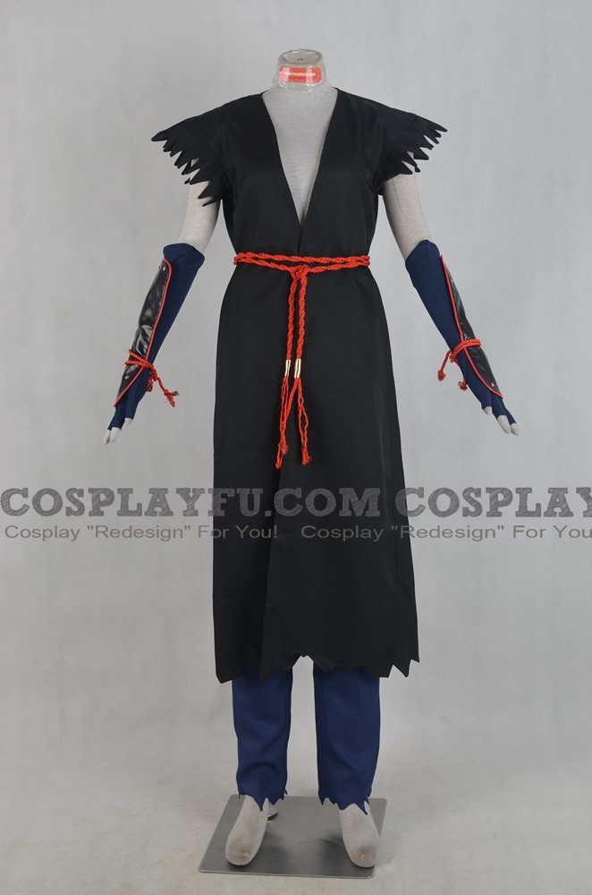 Akuma Cosplay Costume (2nd) from Street Fighter V