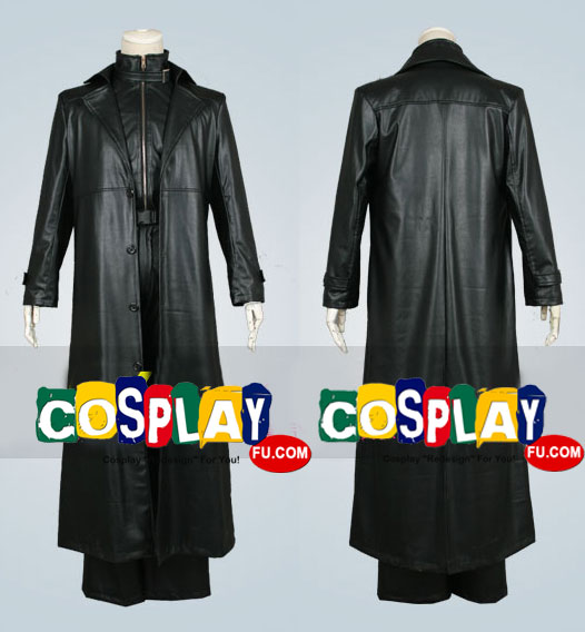 Albert Cosplay Costume from Resident Evil